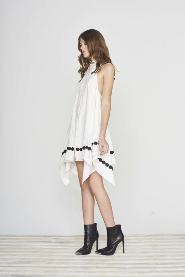 Ruby Dress The Style Capsule